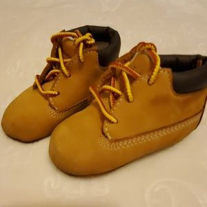 Baby Wheat Timberlands